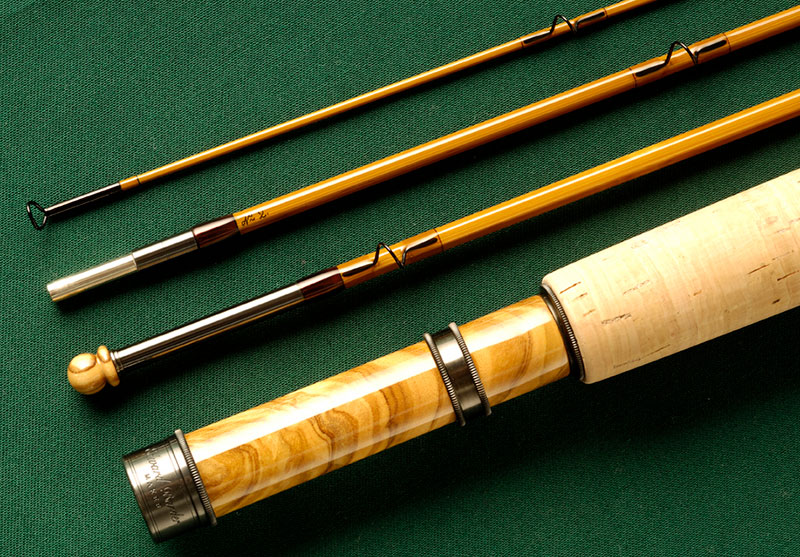 BARDER 3964 FLY ROD 3